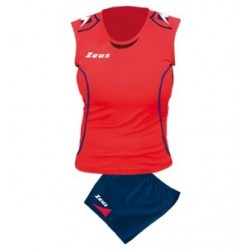 Εμφάνιση  Volley Fauno  Donna  (BLU-RED)