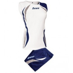 Εμφάνιση  Volley Klima  (WHT-BLU)