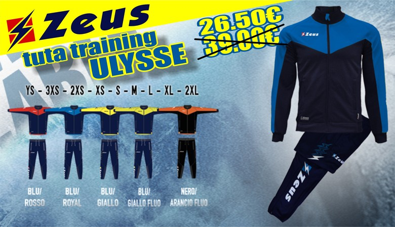 TRAINING ULYSSE